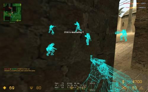 Counter-strike source hacks, cheats and aimbots [css].